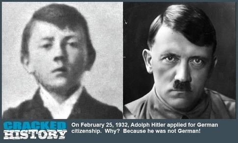 hitler citizenship
