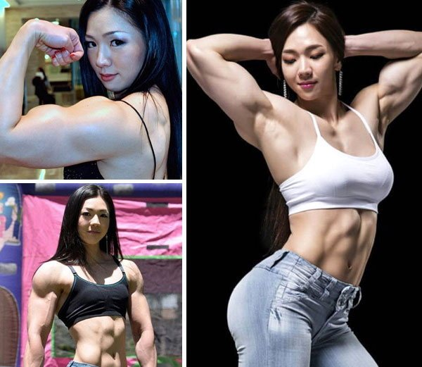 "22 Pics Of Hottest King Kong Barbie Korean Girl ""Yeon Woo"