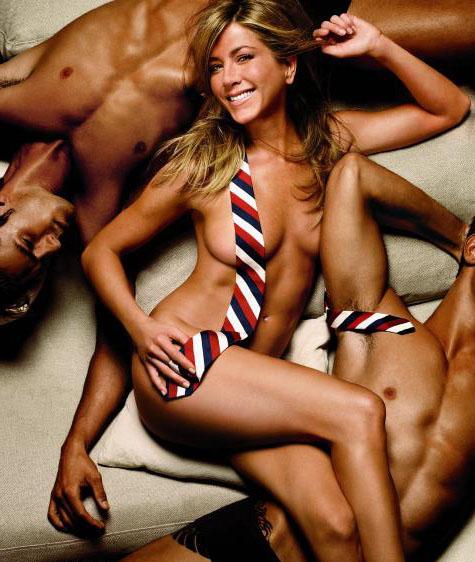 Hot Sexy Jennifer Aniston nude photo Most Beautiful Woman (12)