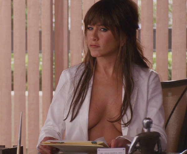 Jennifer aniston nude magazine