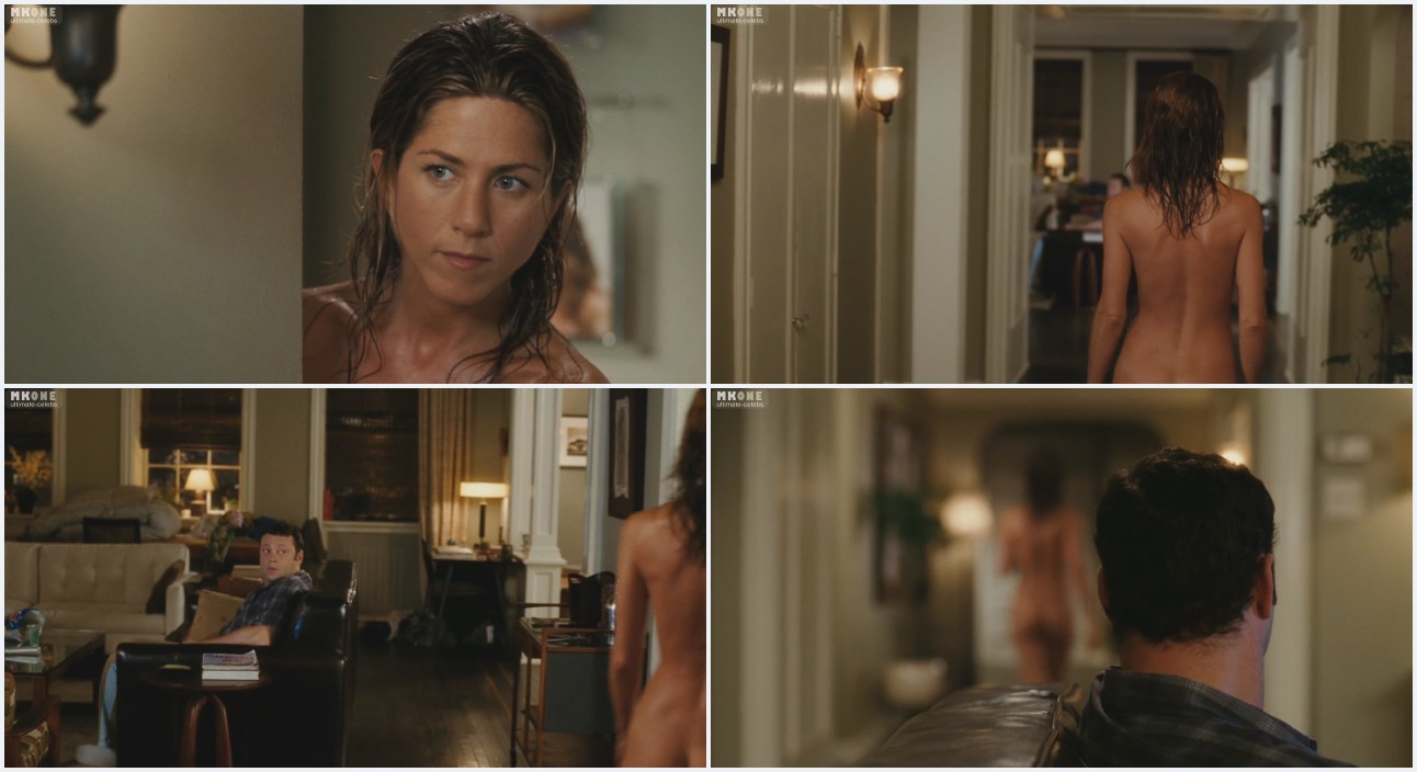 Jennifer aniston nude magazine