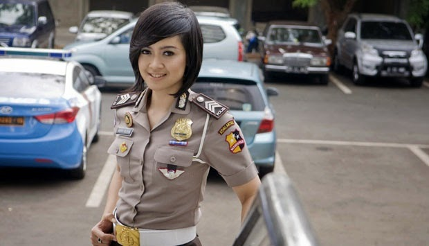 indonesia, police woman, indonesian police woman, virginity test, asian sexy police, hot police, cop, female police photo