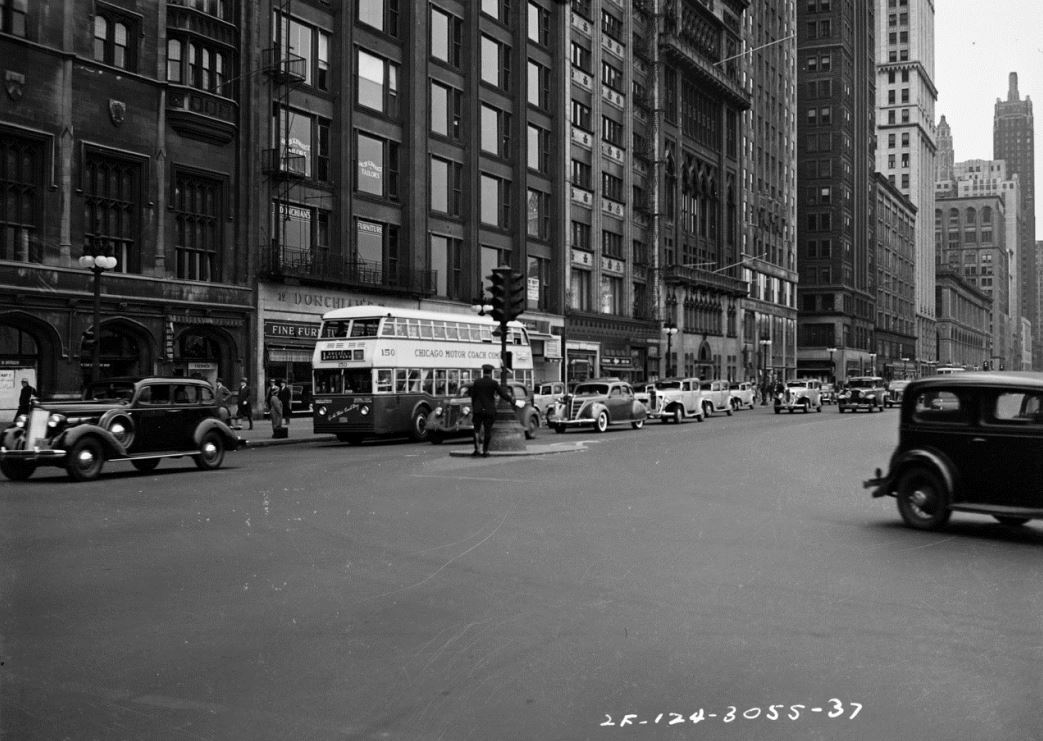 downtown chicago old photo, ,chicago ,chicago old photo,chicago old pics,never seen chicago ,unseen photo chicago ,unseen chicago,madison st old photo