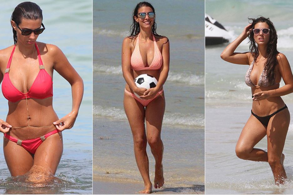Uefa Euro 2016 Hottest 20 Wags Photos Of European Footballers