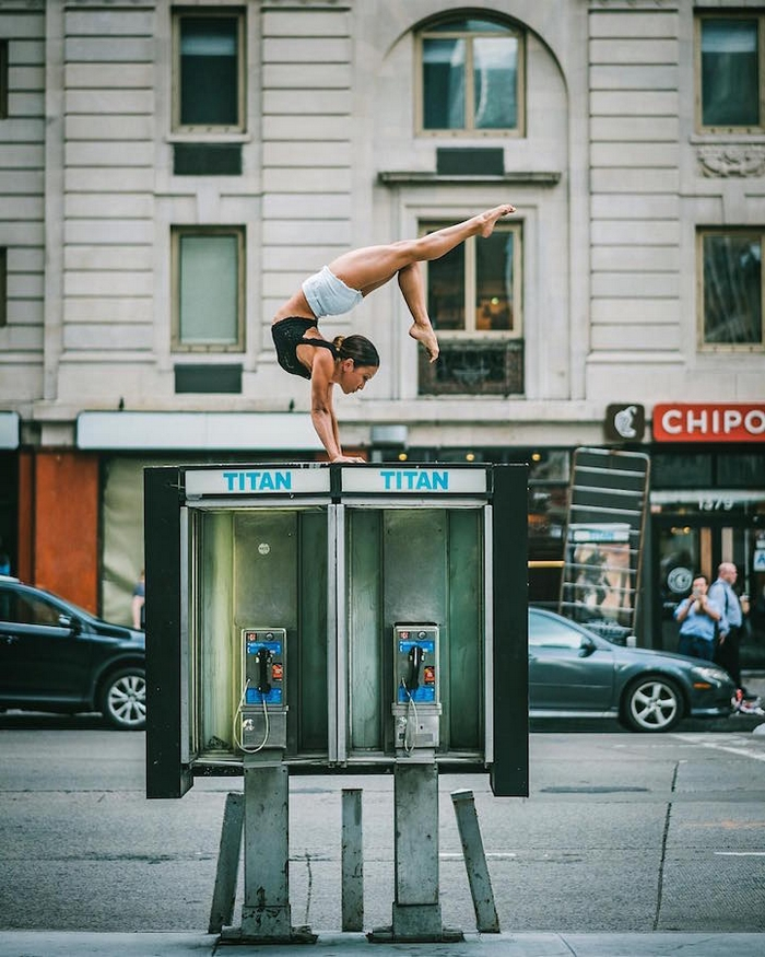 ballet, ballet dancers, photography, Omar Robles, New York, street photography, awesome, art
