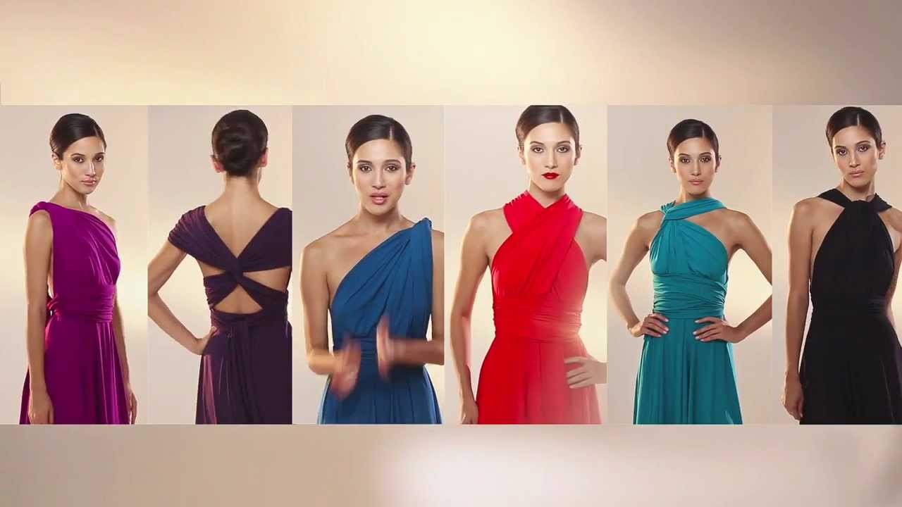 style, woman, clothing, fashion, fashion at work, twist dress, wrap dress, bridesmaids, prom, convertible dress