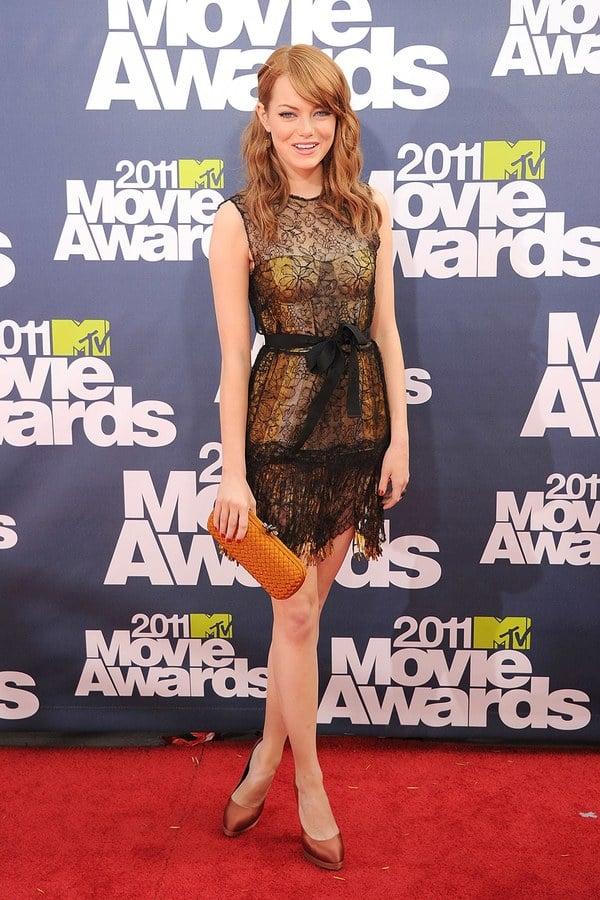 16 Hot & Spicy Photo's of Emma Stone   Reckon Talk Emma Stone Zombieland Hair