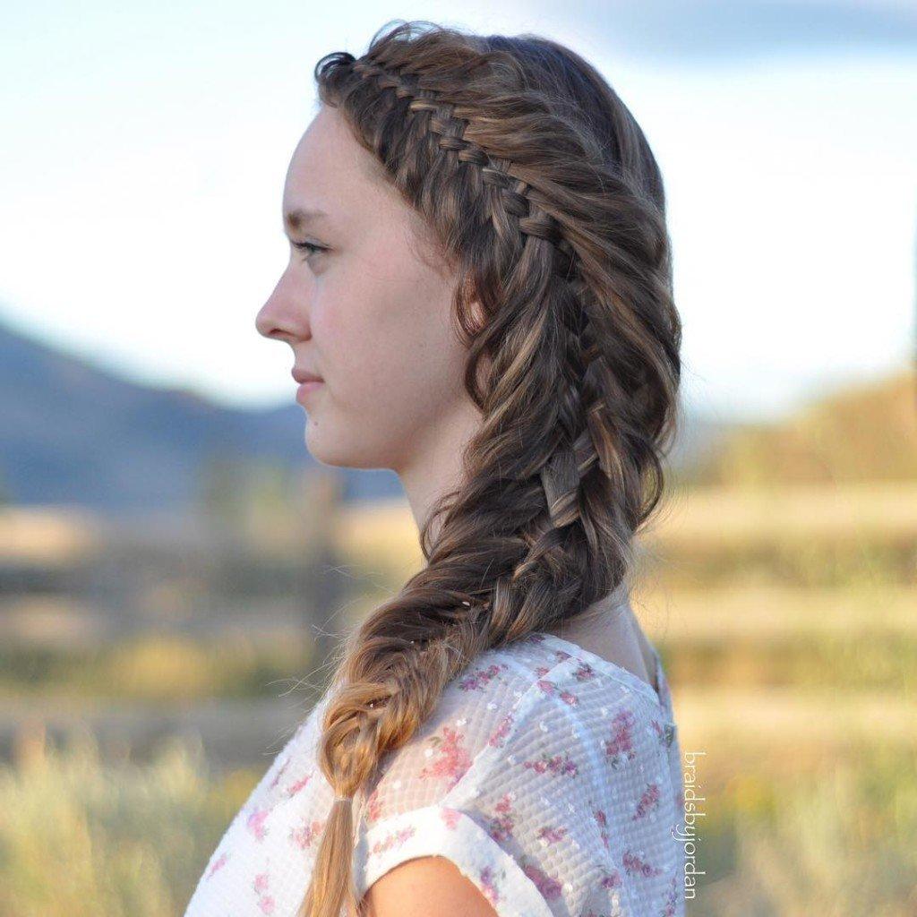 Top 10 Cutest Dutch Braid Hairstyles For Girls | Reckon Talk