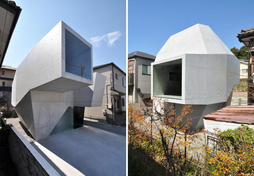 15 Most Awesome Examples Of Modern Japanese Architecture Reckon Talk