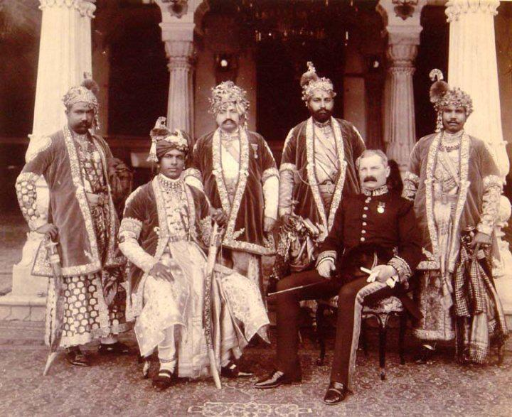 Indian King Used Rolls Royce For Garbage | Maharaja of Alwar ...