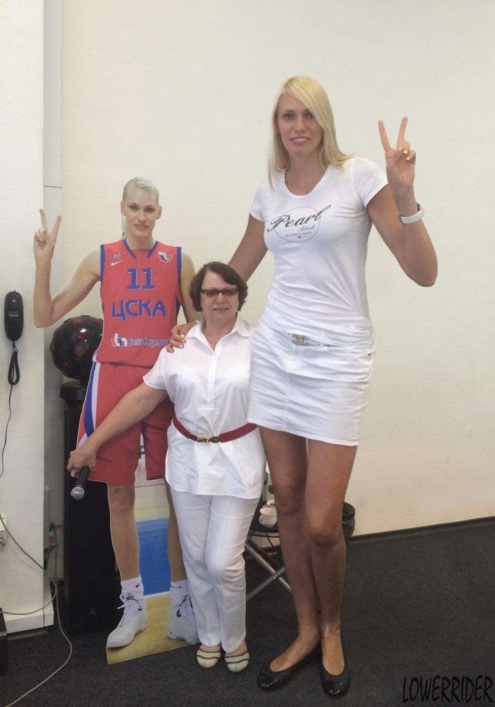 15 tallest giant women in the world 2016 reckon talk