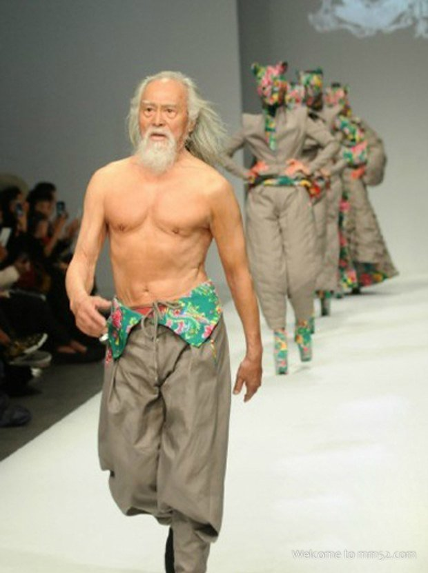 world's sexiest grandpa, hottest grandpa, world oldest model wang deshun, #MrStealYourGrandma, wang deshun, hottest grandma in the world, hottest grandpa in the world, china