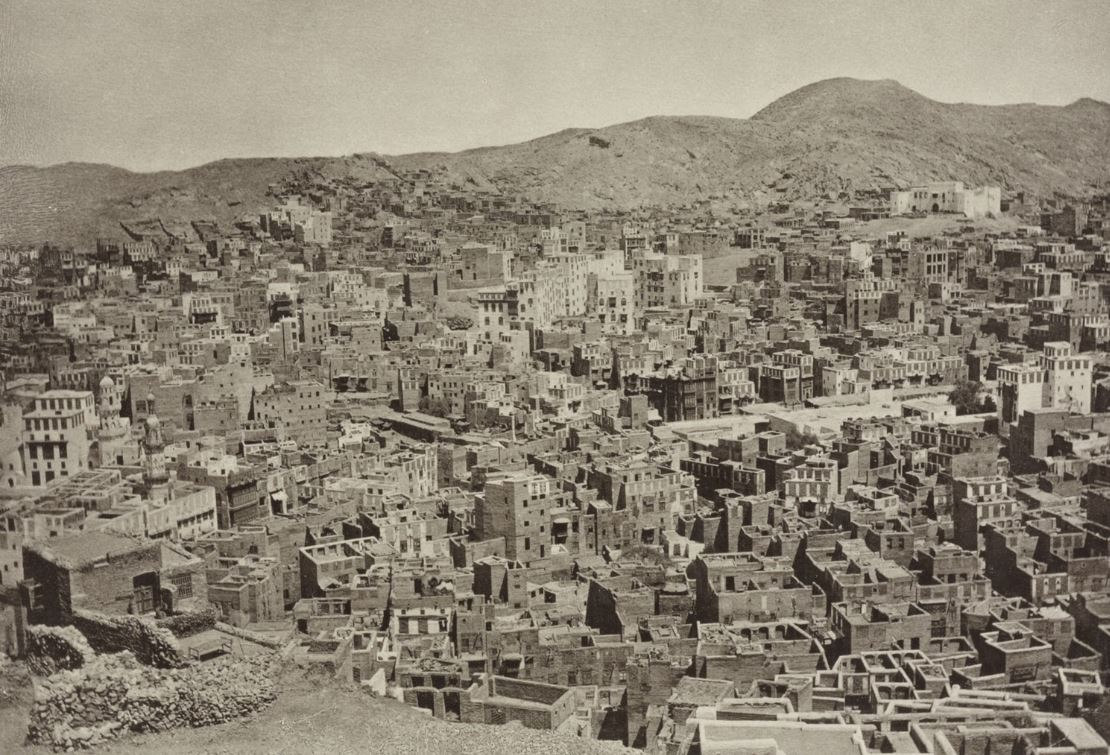 Rare Historical Photos of Makkah & Medina - Part 2 ...