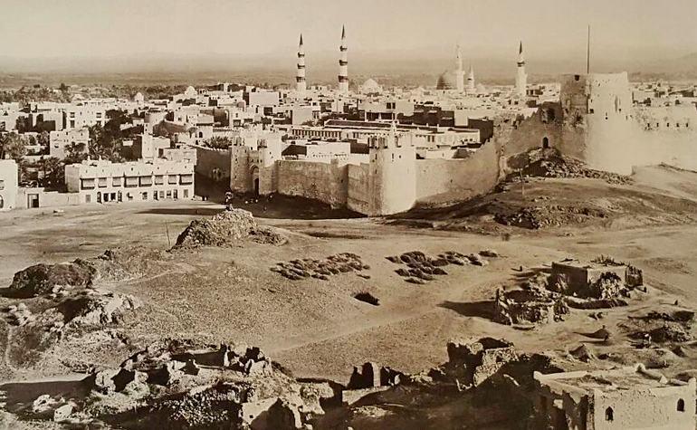 Rare Historical Photos Of Makkah Medina