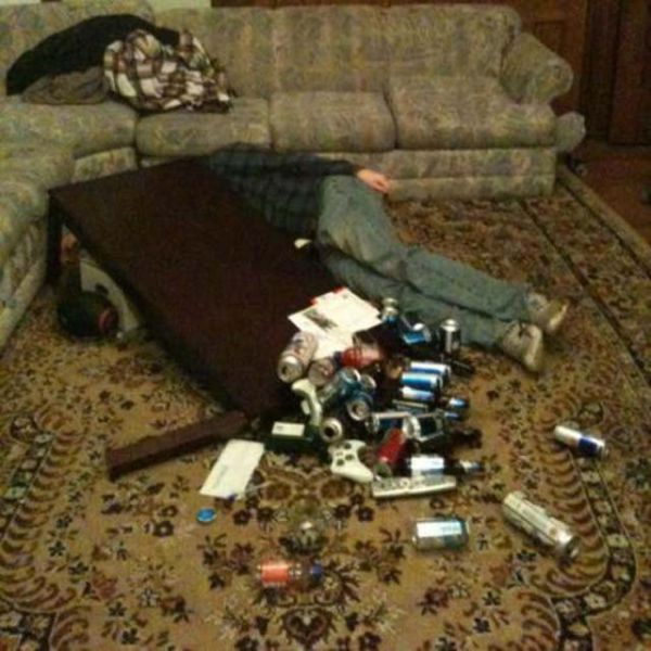 25 Funny Pictures Of Drunk Wasted People Reckon Talk