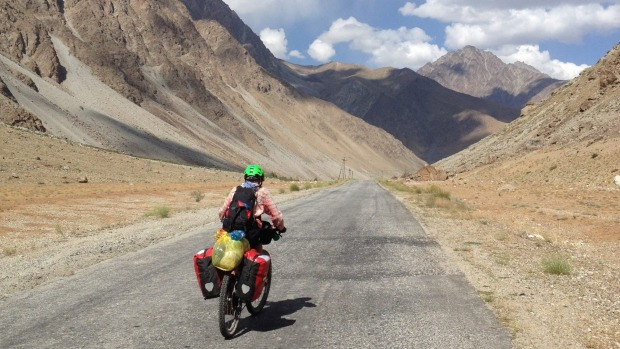 tajikistan, pamir highway, tajikistan tourism, tajikistan tourist attractions, highest road in the world, dangerous road in the world, tajikistan facts