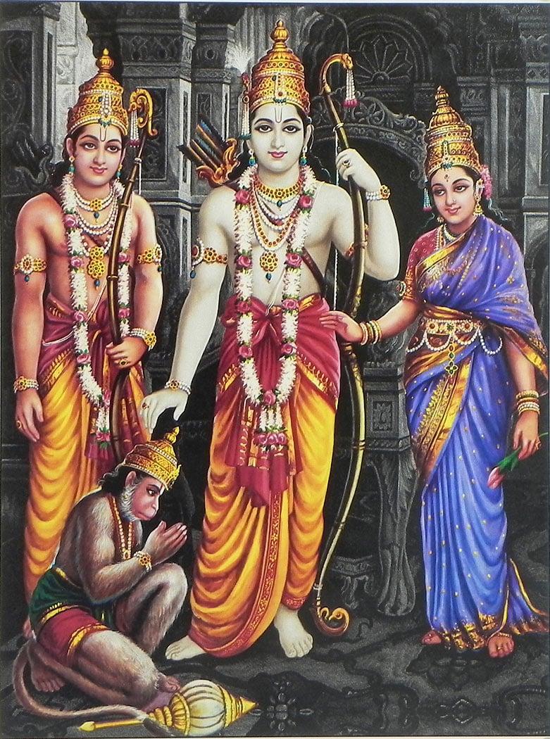 रामायण, एक श्लोकी रामायण,ramayan in hindi,ramayan hindi me , ramcharitra manas hindi me , ek shloki ramayan hindi me