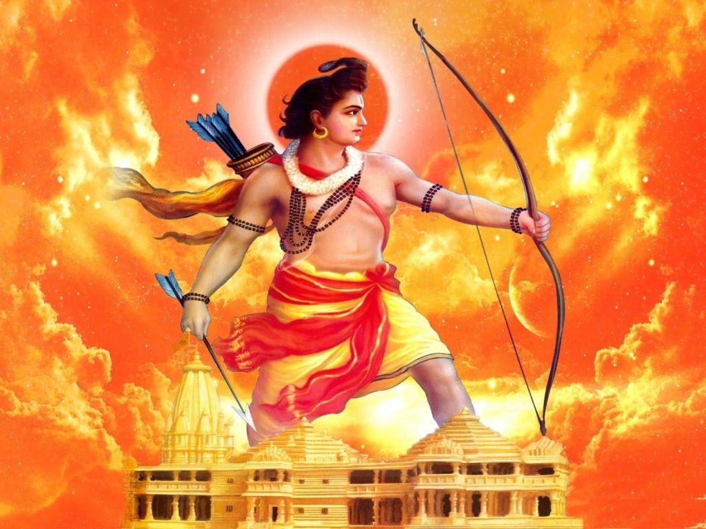 Wonderful Wallpaper Lord Ram Darbar - lord-rama  Image_97554.jpg
