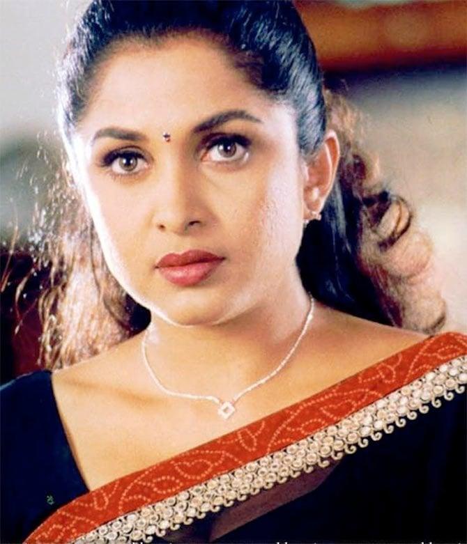 Ramya Krishnan Cute Nayana Krishna