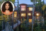 26 Inside-Outside Home Design Photos | Oprah Winfrey's High Tech Home in Telluride, Colorado