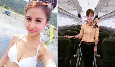 hottest taiwanese, asian, viral, taipei, taiwanese girl, hot, hottest, sexiest taiwanese, sexy flight attendant, hot air hostess, rita kao