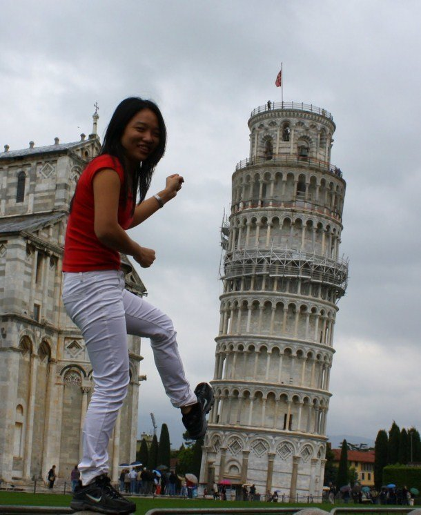 EUROPE, ITALY, LEAN TOWER OF PISA, MONUMENTS, PISA