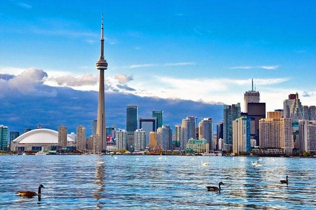 Landmark In Canada World S Tallest Building Toronto