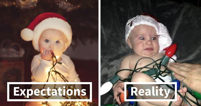 10 Funny Comparisons of Expectations Vs. Reality