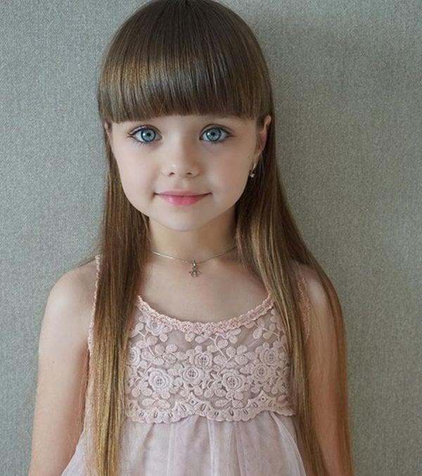 most beautiful girl blue - photo #33