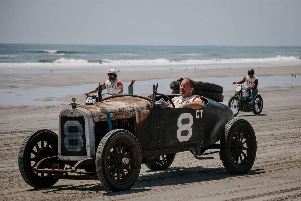 The Race of Gentlemen | Vintage Motorcycles Cars Beach | Reckon Talk