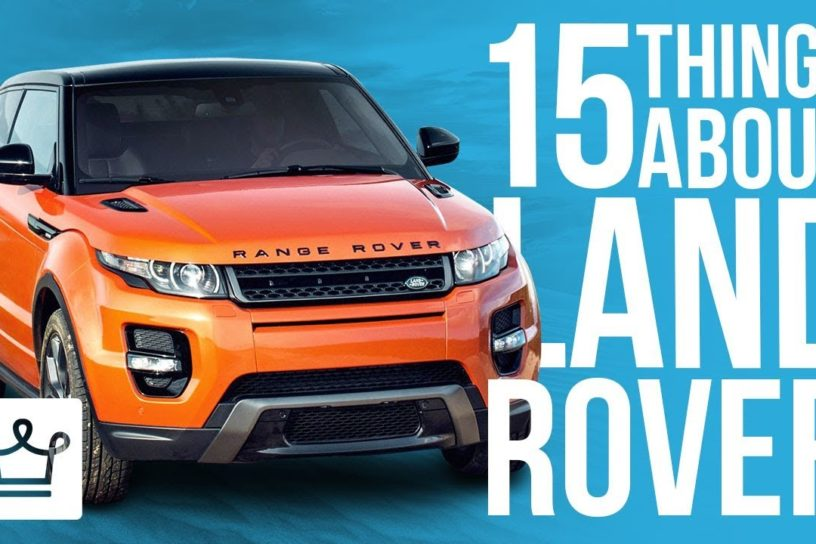 15 Crazy Facts About Land Rover You Didn't Know | Reckon Talk