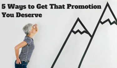 how to get promotion, get promoted