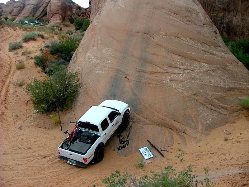 usa, united states, lion's back, hell's revenge, mountain biking, extreme 4x4 driving, adventure road, extreme hill climbing 4x4, off-road extreme, car climbing hill