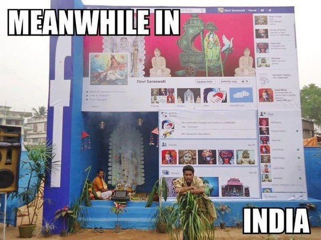 funny, lol, india, crazy, meanwhile in india, weird indian, only in india, memes india, culture, stupid indian, facts india, funny pictures, funny meme