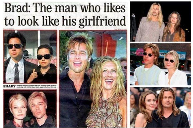 whos dating brad pitt now