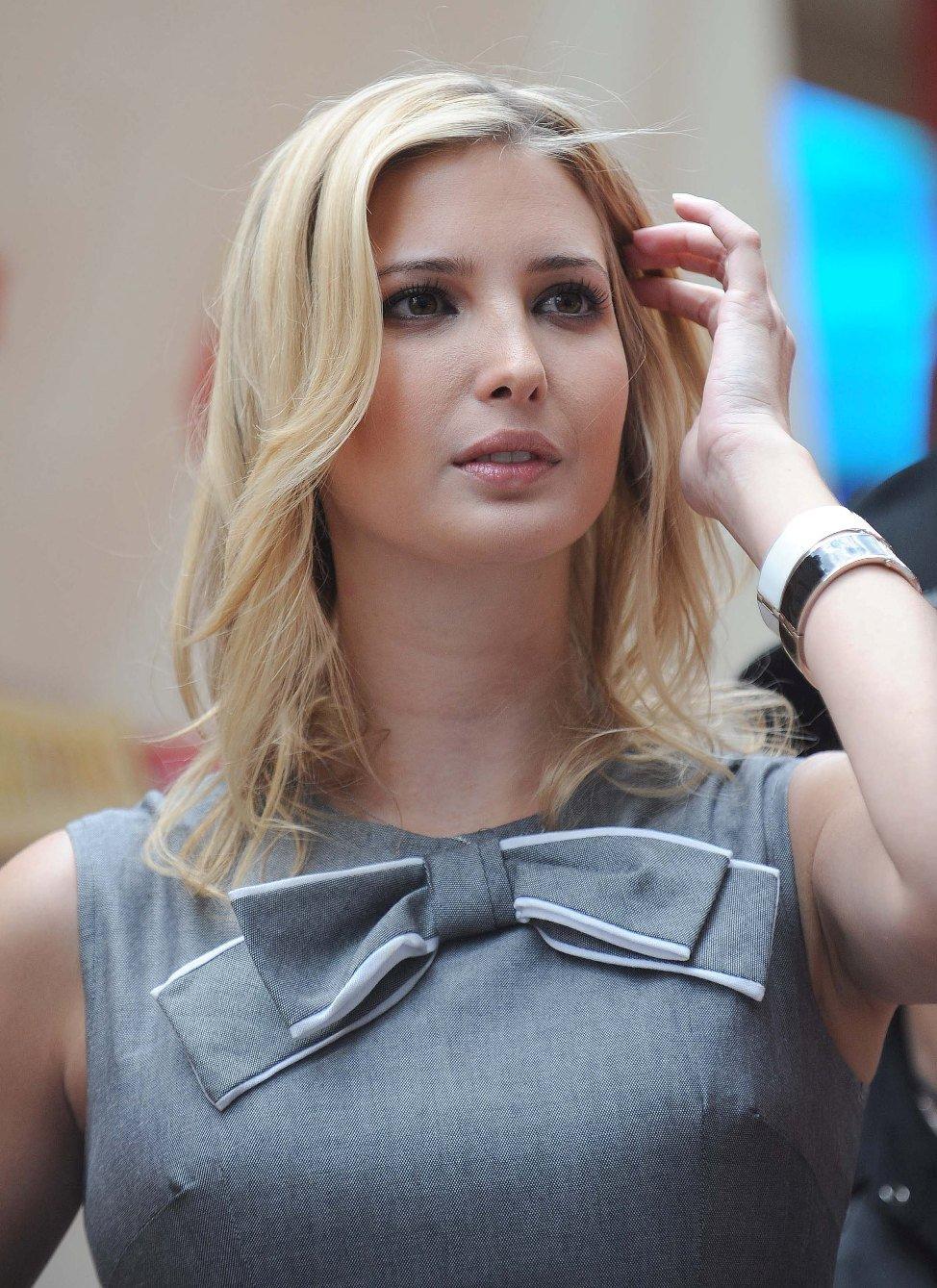 30 Hottest Photos Ivanka Trump Potus Donald Trumps Daughter