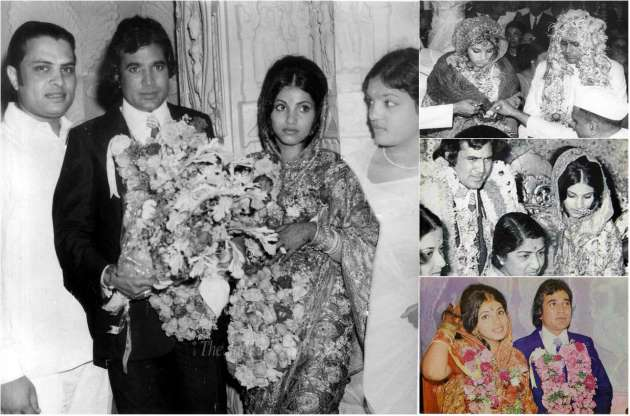 Rare Wedding Pictures Of Indian Celebrities - Part 1 | Reckon Talk