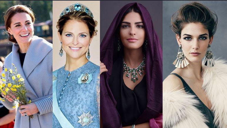 25 Hot Amp Beautiful Royal Women Popular Around The World